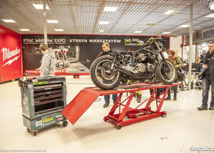 Warsaw Motorcycle Show 2018 277