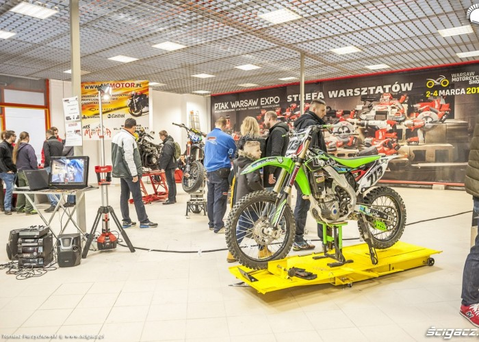 Warsaw Motorcycle Show 2018 278