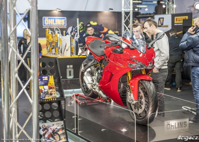 Warsaw Motorcycle Show 2018 283