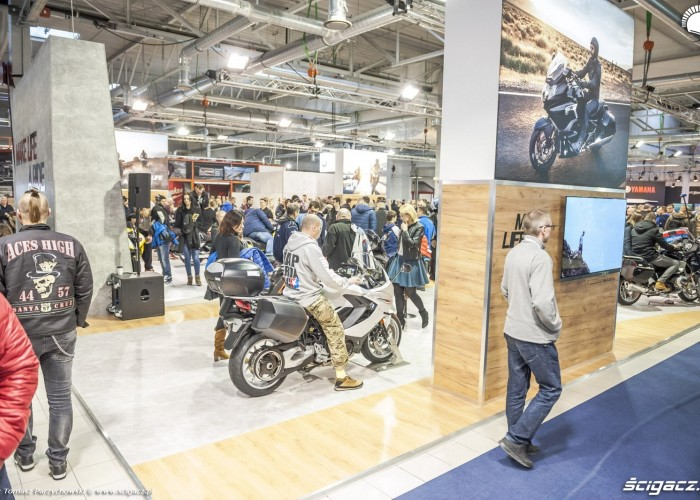 Warsaw Motorcycle Show 2018 284