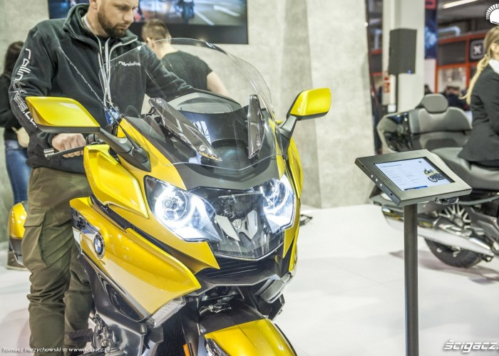 Warsaw Motorcycle Show 2018 285