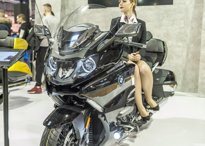 Warsaw Motorcycle Show 2018 286