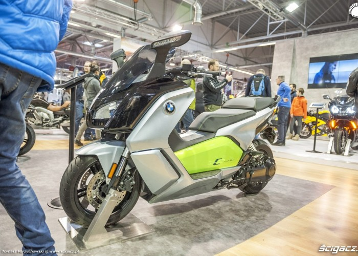 Warsaw Motorcycle Show 2018 289