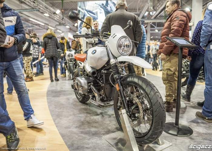 Warsaw Motorcycle Show 2018 290