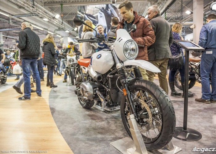 Warsaw Motorcycle Show 2018 291