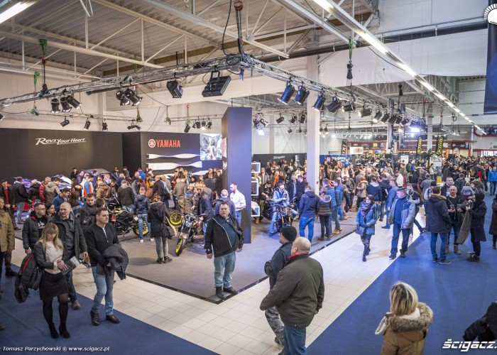 Warsaw Motorcycle Show 2018 295