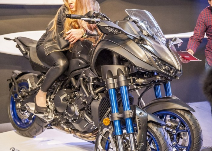 Warsaw Motorcycle Show 2018 297