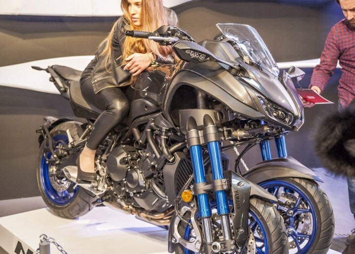 Warsaw Motorcycle Show 2018 298