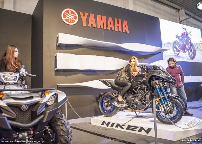 Warsaw Motorcycle Show 2018 299