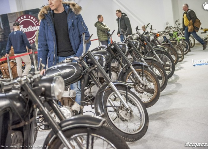 Warsaw Motorcycle Show 2018 305