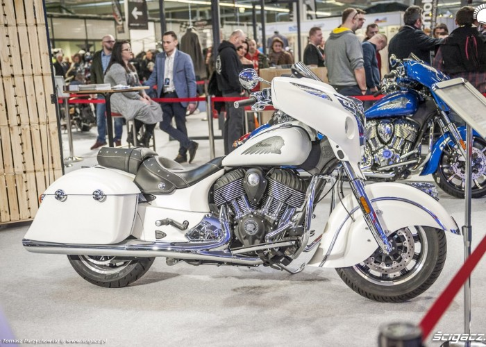 Warsaw Motorcycle Show 2018 312