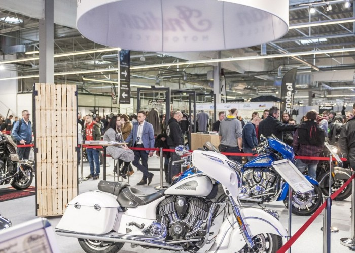 Warsaw Motorcycle Show 2018 313