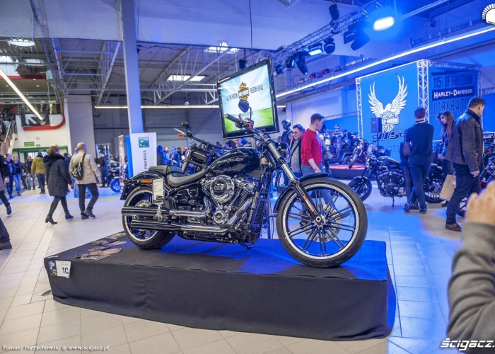 Warsaw Motorcycle Show 2018 314