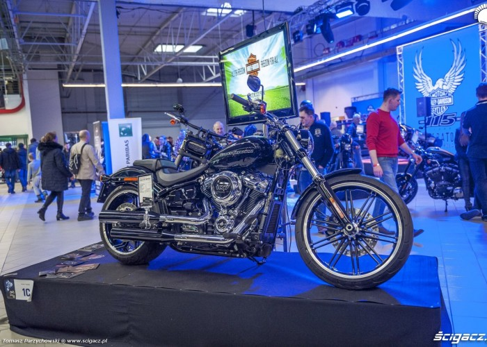 Warsaw Motorcycle Show 2018 315