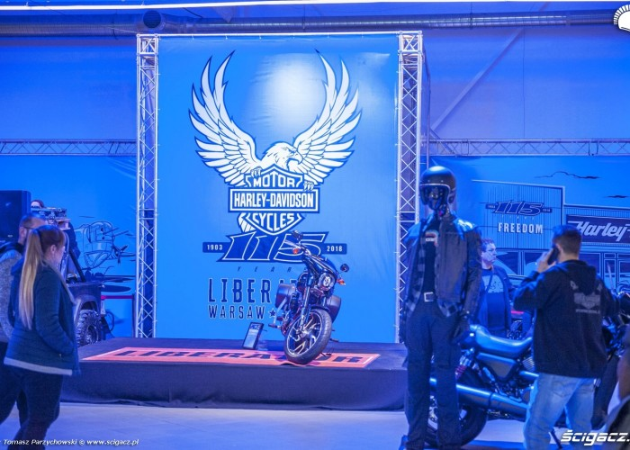 Warsaw Motorcycle Show 2018 316