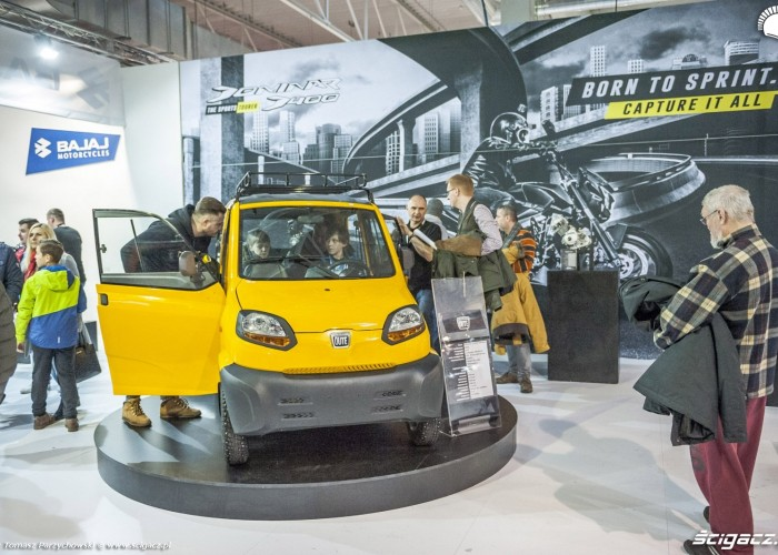 Warsaw Motorcycle Show 2018 321