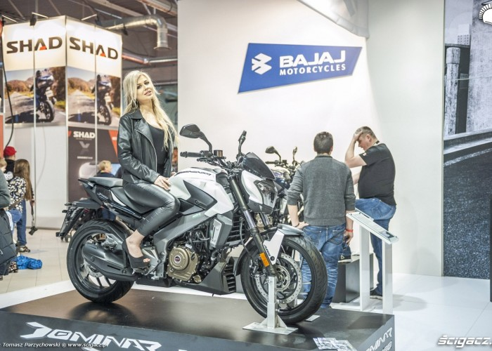 Warsaw Motorcycle Show 2018 324