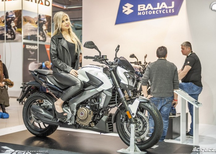 Warsaw Motorcycle Show 2018 325