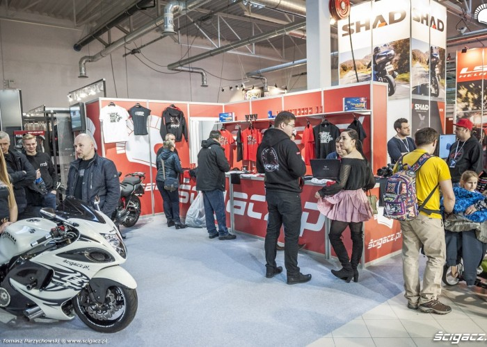 Warsaw Motorcycle Show 2018 327