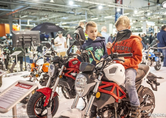 Warsaw Motorcycle Show 2018 330