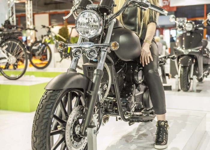 Warsaw Motorcycle Show 2018 332