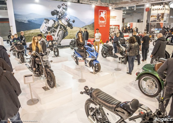 Warsaw Motorcycle Show 2018 334