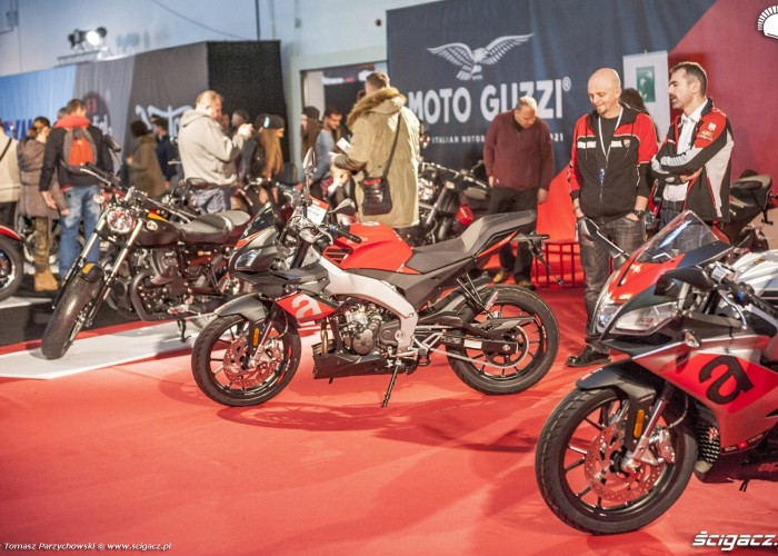 Warsaw Motorcycle Show 2018 338