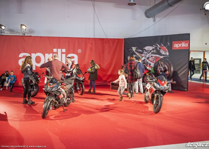 Warsaw Motorcycle Show 2018 339