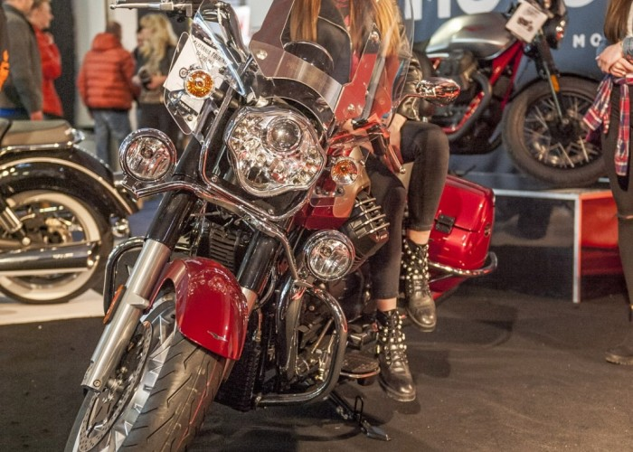 Warsaw Motorcycle Show 2018 341