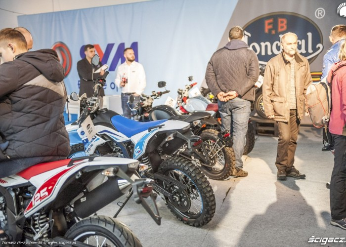 Warsaw Motorcycle Show 2018 343