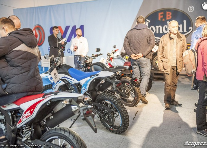 Warsaw Motorcycle Show 2018 344