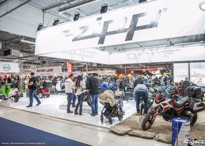 Warsaw Motorcycle Show 2018 346