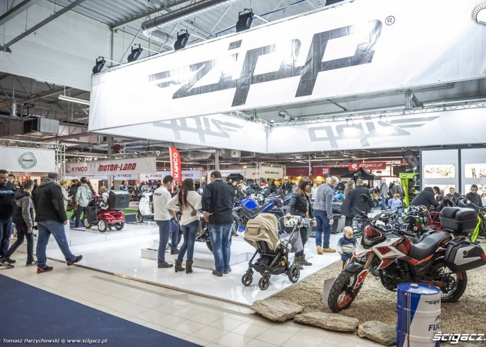 Warsaw Motorcycle Show 2018 347