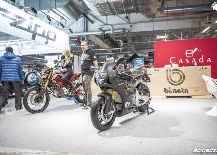 Warsaw Motorcycle Show 2018 349