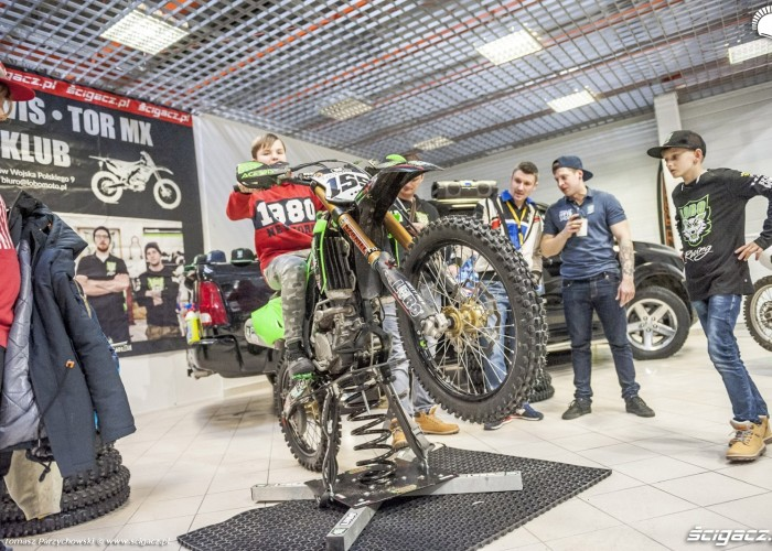 Warsaw Motorcycle Show 2018 350