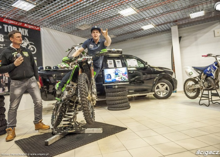 Warsaw Motorcycle Show 2018 352