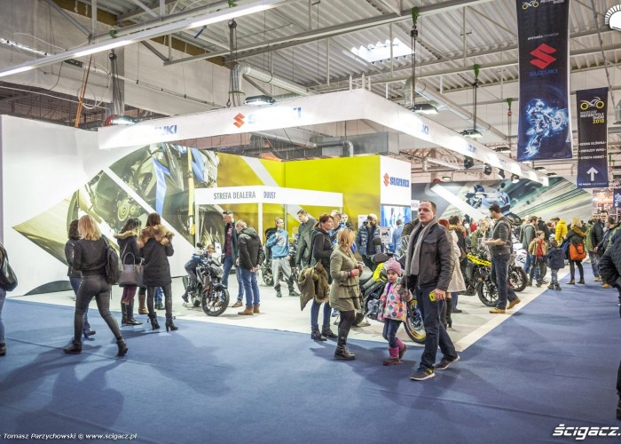 Warsaw Motorcycle Show 2018 353