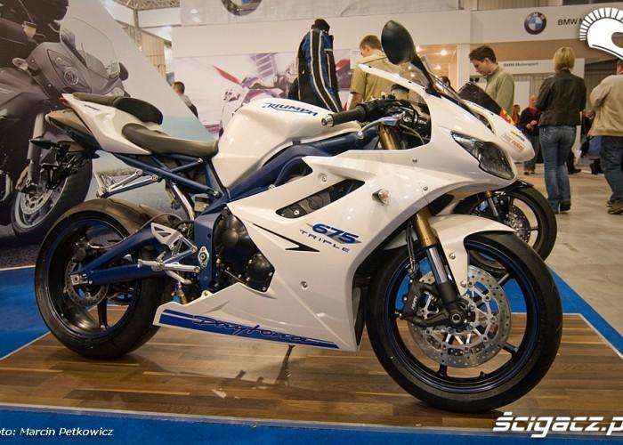 II Ogolnopolska Wystawa Motocykli i Skuterow 2010 Daytona 675