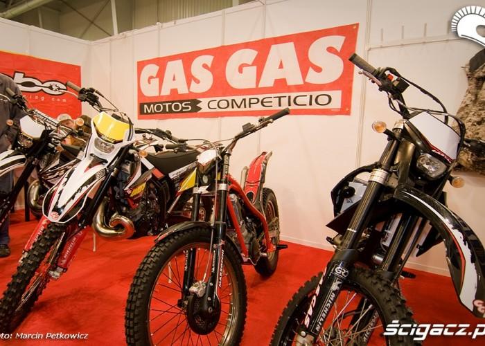 II Ogolnopolska Wystawa Motocykli i Skuterow 2010 Gas Gas
