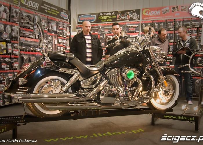 II Ogolnopolska Wystawa Motocykli i Skuterow 2010 Plex