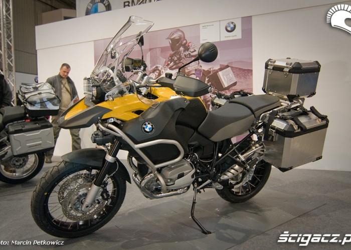 II Ogolnopolska Wystawa Motocykli i Skuterow 2010 R1200GS