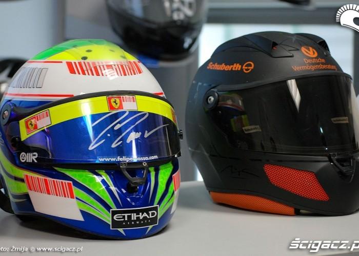 Felipe Massa kask Schuberth RF1 8