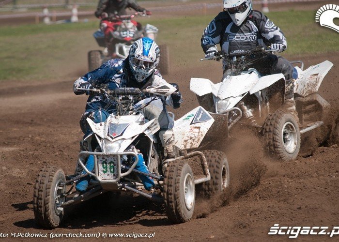 sebastian hoppa quady motocross wschowa