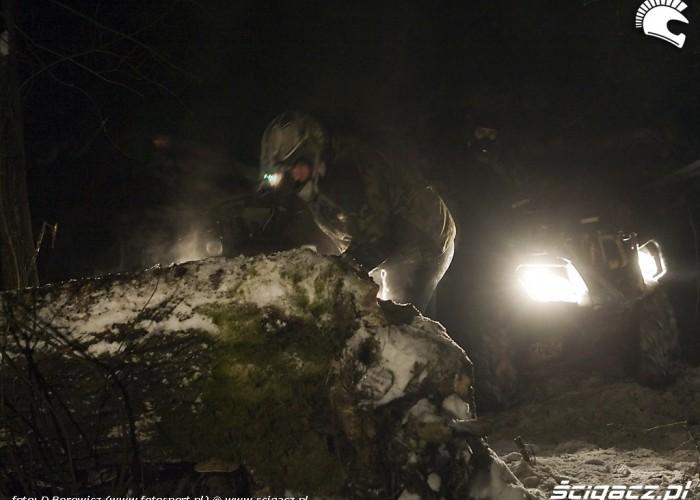 atv konar drzewa etap nocny mamry challenge 2009 a mg 0279