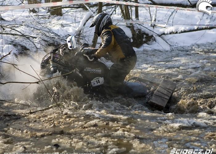 jazda w wodzie etap dzienny mamry challenge 2009 c mg 0218