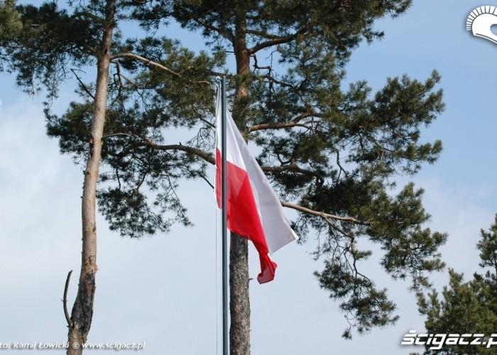 Cross Country Quadow Suwalki Mistrzostawa Polski Mlodziki flaga
