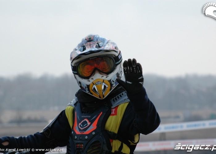 Cross Country Quadow Suwalki Mistrzostawa Polski Mlodziki przed startem
