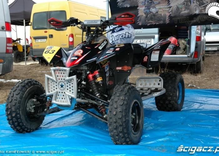 Cross Country Quadow Suwalki Mistrzostawa Polski quad