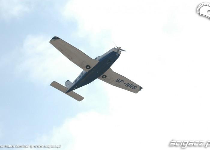 Cross Country Quadow Suwalki Mistrzostawa Polski samolot Sonika