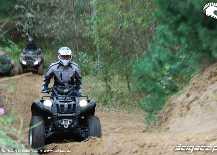 Eristof wjazd na szczyt wzniesienia III runda PPP ATV Polska